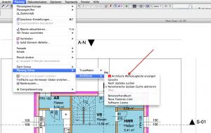 CAD Datentausch mit Projekt ArchiSuite starten